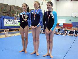 Lincoln City Gymnastics Club - Annual Club Competition