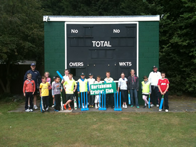 Hartsholme Cricket