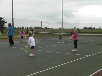 Reepham & District Tennis Club