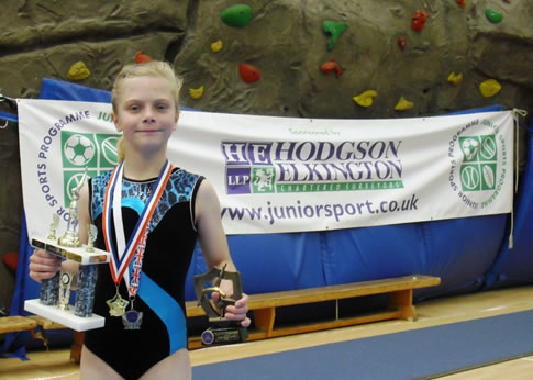 Lincoln City Gymnastics Club