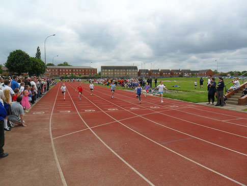 Inter Primary School Athletics Track & Field Events