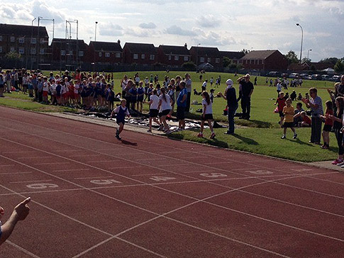 Lincoln Primary Schools Athletics Event