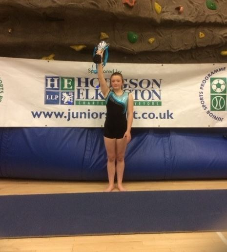 Lincoln City Gymnastics Club – Annual Club Competition
